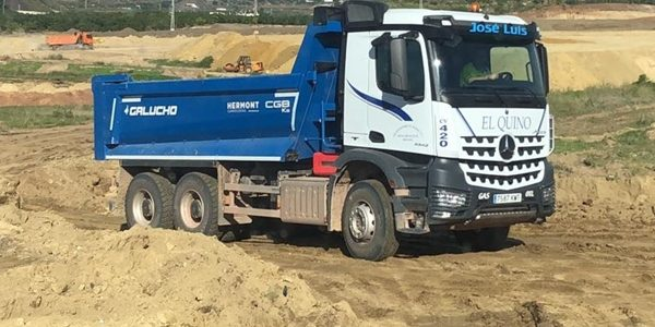 Nuevos camiones doble carro 26 Tn