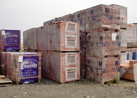 Materiales construcción en Rincón de la Victoria
