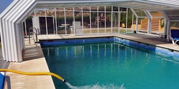 Servicio de llenado de piscinas